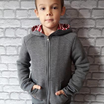 bluza dwustronna kid